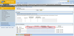 02 - Выставление сообщения(месседжа) в SAP об ошибке стандартной функциональности