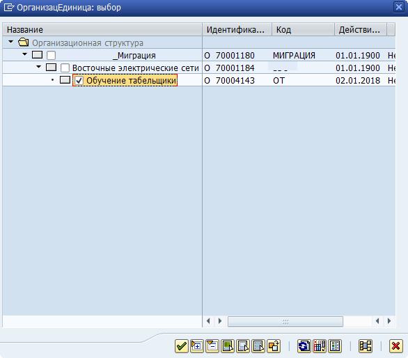 Bildung der T-13-Form im SAP HCM-System